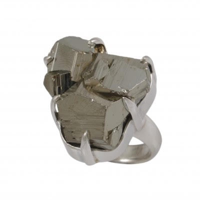 Ring Pyrite Cluster Size 8