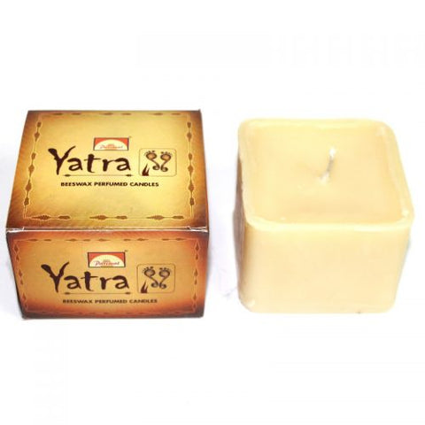 Yatra Candle Beeswax  | Carpe Diem with Remi