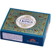3 Kings Resin Goloka Incense - Carpe Diem With Remi