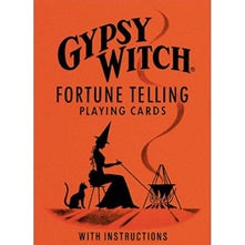 Gypsy Witch | Fortune Telling | Cards  | Carpe Diem with Remi