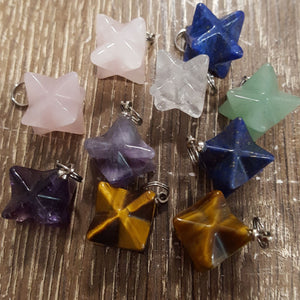Merkaba Pendant or Pendulum | Carpe Diem with Remi