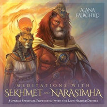 Meditations | with | Sekhmet |  CD | Carpe Diem with Remi
