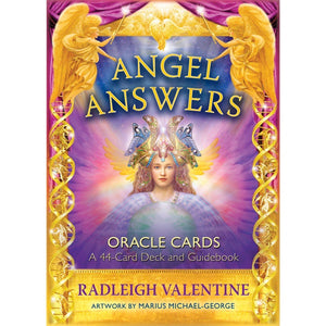 Angel Answers Oracle Cards  | Carpe Diem with Remi