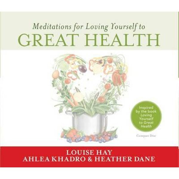 Meditations For Loving Yourself CD | Carpe Diem With Remi