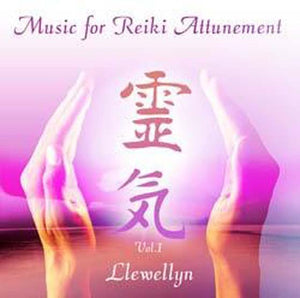 Music For Reiki Attunment Vol 1 CD | Carpe Diem With Remi