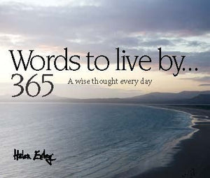 365 Words to Live By | Carpe Diem With Remi