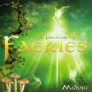 A Promise of Faeries CD - Carpe Diem With Remi