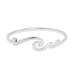 Ring Silver Small Swirl | Carpe Diem With Remi