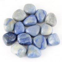 Aventurine Blue Tumbled Dreamwork | Carpe Diem with Remi