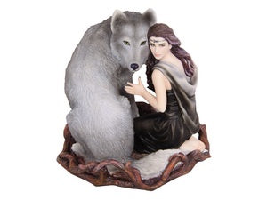 Soul | Bond | Wolf | Figurine | Carpe Diem with Remi