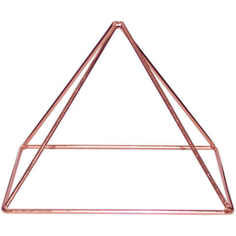 Pyramid | Copper | Energizer | 15cm | Carpe Diem with Remi
