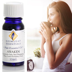 Awaken Essential Oil Gumleaf 10ml | Carpe Diem with Remi