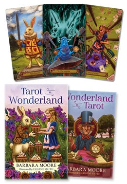 Tarot in Wonderland | Carpe Diem with Remi