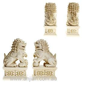 Temple Lion Pair Multi-Select | Carpe Diem With Remi