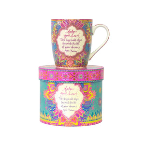 Mug Follow Your Heart | Carpe Diem With Remi