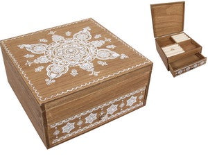 Jewellery Box Boho Mandala | Carpe Diem With Remi