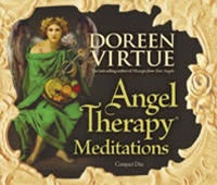 Angel Therapy Meditations CD  | Carpe Diem with Remi