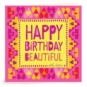 Happy Birthday Beautiful Birthday Card | Carpe Diem With Remi