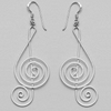 Earring Tremble Clef Music Symbol