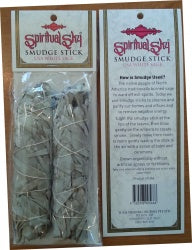 Smudge Stick | 2 Pack | USA | Spiritual Sky | Carpe Diem with Remi