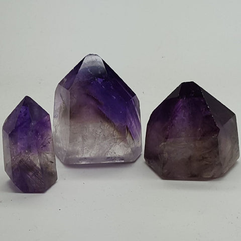 Generator Smoky Quartz Amethyst From