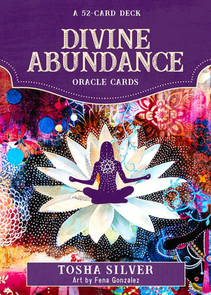 Divine Abundance Oracle Cards | Carpe Diem With Remi
