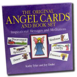Angel Cards and Book Set - Carpe Diem With Remi