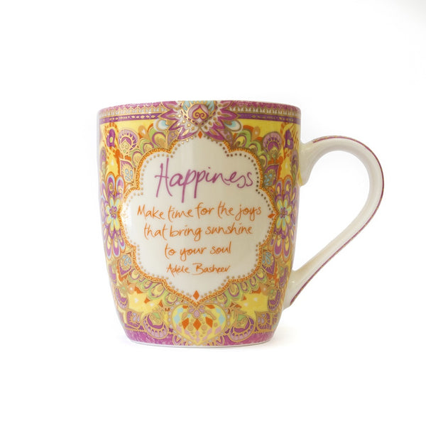 Mug Happiness | Carpe Diem with Remi