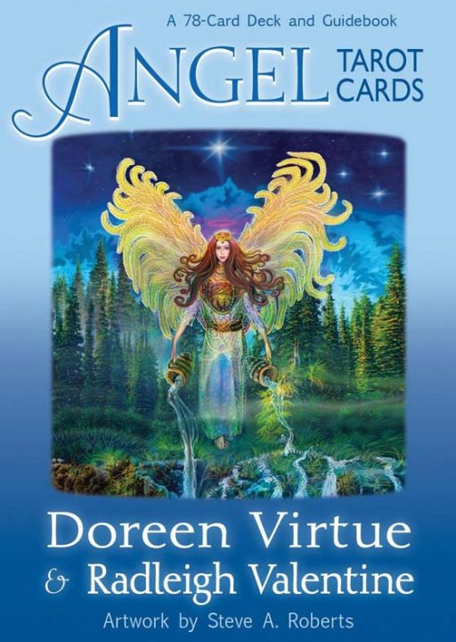 Angel Tarot Cards Doreen Virtue - Carpe Diem With Remi