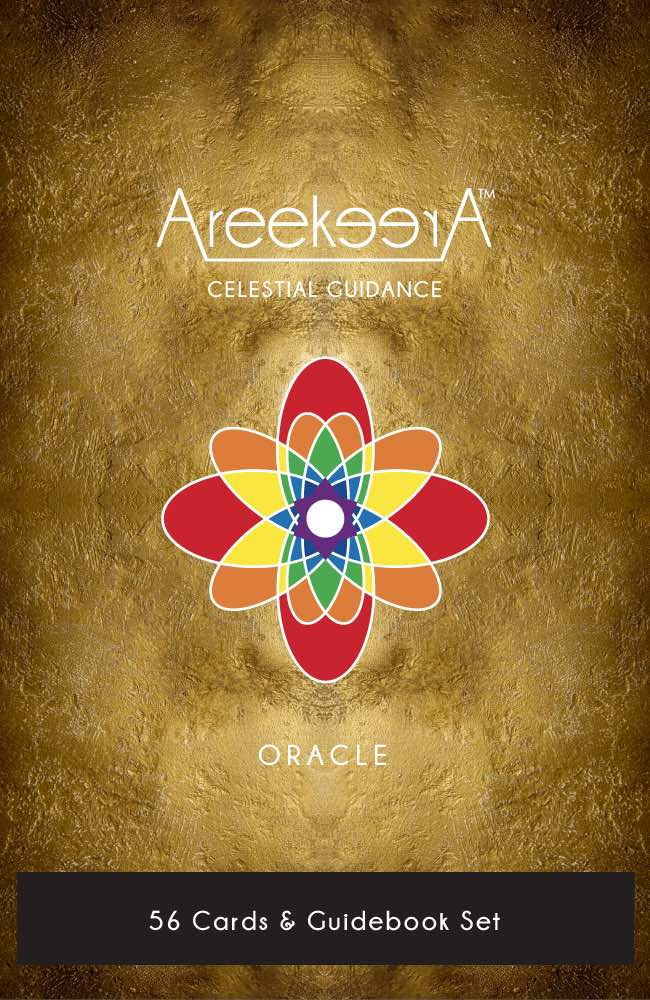 Areekeera Celestial Guidance Oracle - Carpe Diem With Remi