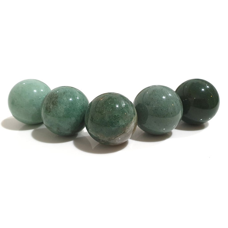 Sphere Crystal 3 cm | Aventurine | Carpe Diem With Remi