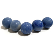 Sphere Crystal 3 cm | Blue Quartz | Carpe Diem With Remi