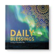 Daily Blessings Mindfulness Gift Book - Carpe Diem With Remi