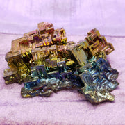 Bismuth Freeform Specimens 6-7 cm Variants