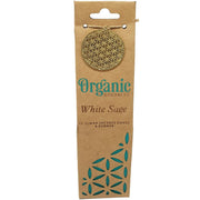 Organic Goodness Incense Cones | White Sage | Carpe Diem With Remi