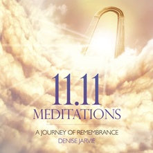 11:11 Meditations CD - Carpe Diem With Remi
