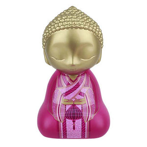 Little Buddha Figurine Cerise and Magenta | Carpe Diem with Remi