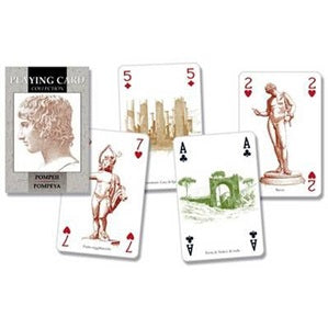 Playing Cards Pompeii