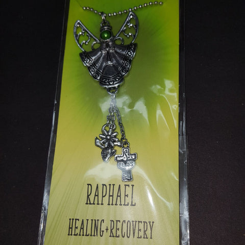 Angel Charm Raphael Healing and Recovery - Carpe Diem With Remi