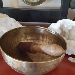 Singing Bowl | Tibet | Om Mani Padme Hum | Carpe Diem with Remi