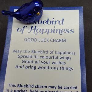 Gift Charms | Bluebird | Carpe Diem with Remi