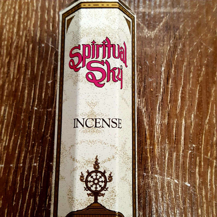 Spiritual Sky Hex Incense Sticks Multi-Select | Carpe Diem With Remi