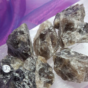 Smokey Quartz Raw | Carpe Diem with Remi