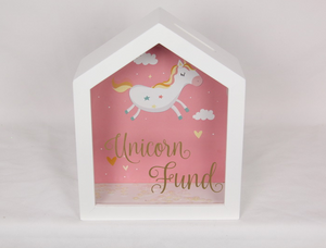 Money Box Unicorn Fund House Variants | Carpe Diem With Remi