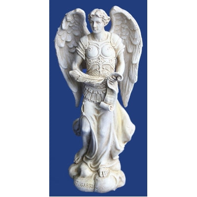 Archangel Gabriel Mini Statue - Carpe Diem With Remi