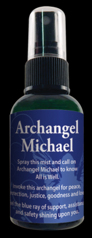 Archangel Michael | Mist Spray| Carpe Diem with Remi