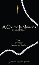 A Course in Miracles Original Edition Text | Carpe Diem With Remi