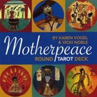 Motherpeace Round Tarot Deck | Carpe Diem with Remi