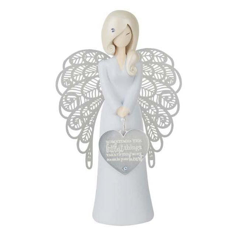 Angel Figurine Baby Boy | Carpe Diem with Remi