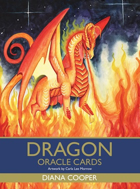 Dragon Oracle Cards | Diana Cooper | Carpe Diem with Remi